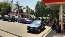 Kelangkaan Solar Juga Terjadi Sepekan di Probolinggo