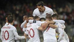Ronaldo Cetak Gol, Portugal Tekuk Luksemburg dan Lolos ke Piala Eropa 2020