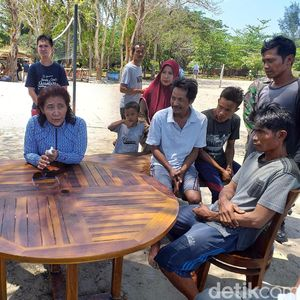 Nelayan Korban Tsunami Tanjung Lesung Dapat 5 Kapal Baru