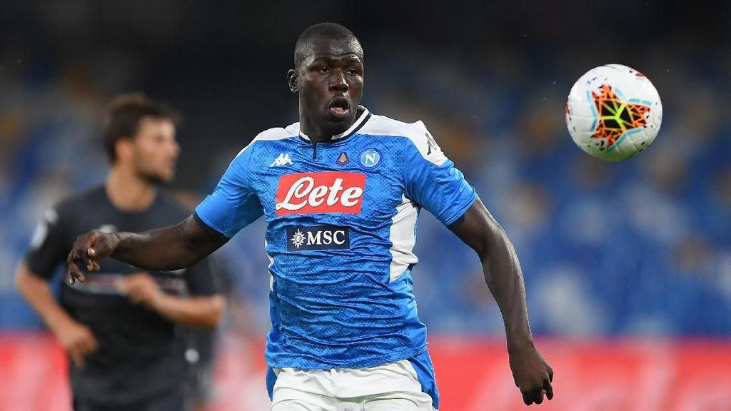 Jika Gagal ke Liga Champions, Napoli Bisa Ditinggal Koulibaly