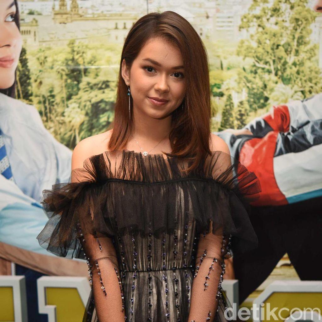 Rebecca Klopper Tak Percaya Bisa Terlibat di Film Habibie & Ainun 3
