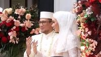 Selamat! Dian Pelangi Resmi Menikah dengan Sandy Nasution