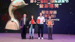 Hebat! Spalko Karya Sweta Kartika Jadi Komik Terbaik di Xiamen