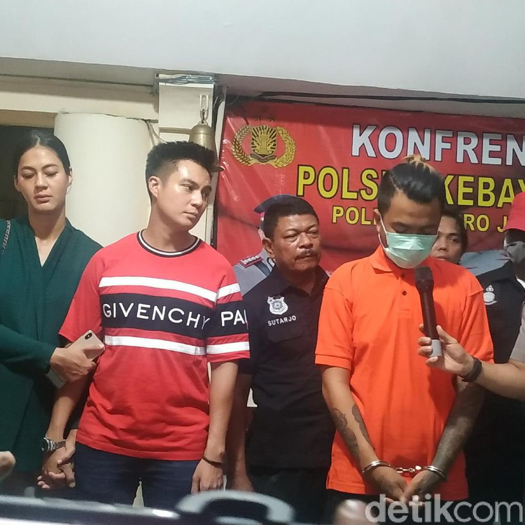 Baim Wong Maafkan Mantan Karyawannya yang Curi Motor