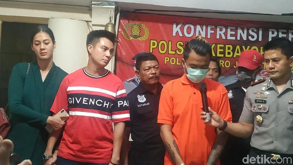 Menangis, Mantan Karyawan Minta Maaf Curi Motor Baim Wong