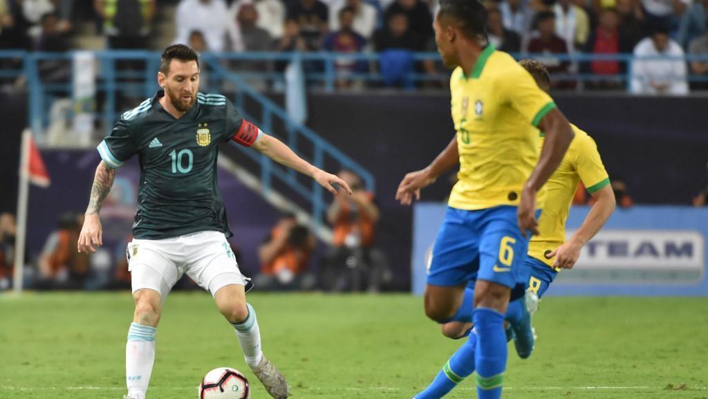 Messi, Apa yang Kamu Lakukan ke Tite Itu Jahat