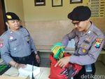 Polrestabes Surabaya Gagalkan Penyelundupan Paket Sabu ke Tahanan