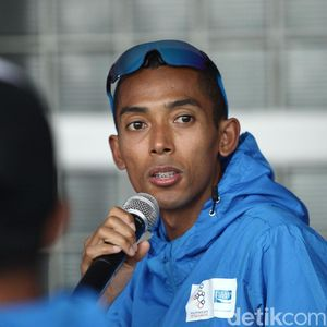 Ambisi Besar Agus Prayogo di SEA Games 2019