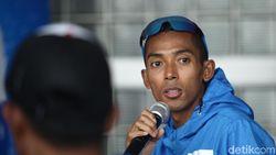 Agus Prayogo Berlatih Mandiri karena Pandemi Corona