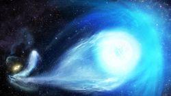 Ilmuwan Temukan Bintang Melaju dengan Kecepatan Super