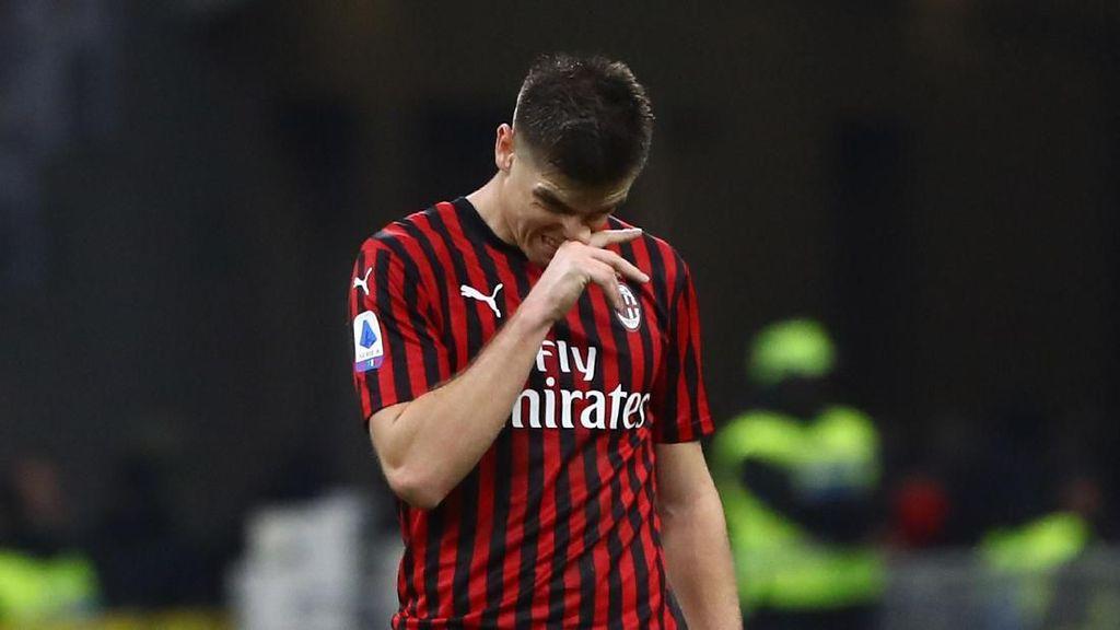 Piatek Dikabarkan Menyesal Gabung Milan, Bakal Dilepas ke Madrid?
