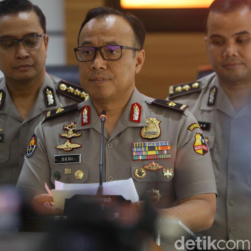 Anggota Densus 88 Terluka Saat Tangkap Perakit Bom di Medan