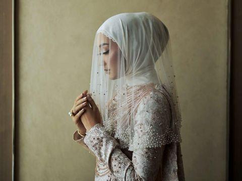 Dian Pelangi Ungkap Kisah Cintanya dari Pengajian ke Pelaminan