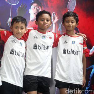 Empat Pelajar Indonesia Ini Terbang dari Malaysia demi Audisi Umum Bulutangkis