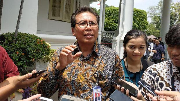 Pimpinan TNI 3 Matra Bergantian Temui Jokowi, Bahas Apa?