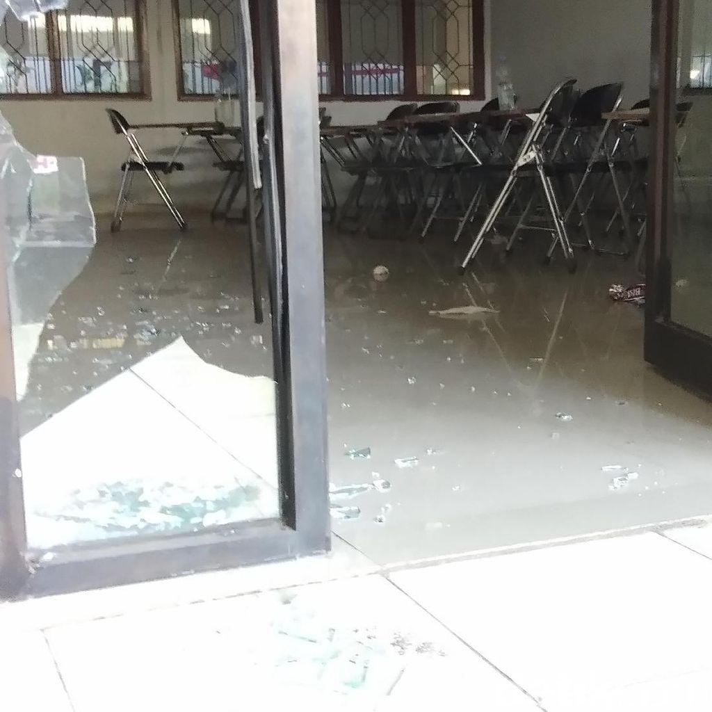 Penyerang di UMI Makassar Sempat Gelar Aksi Desak Mapala Dibubarkan
