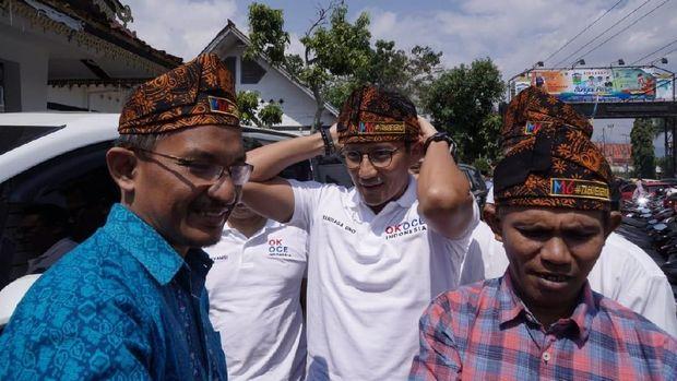 Jokowi Hingga BG Sebut Sandi Layak Jadi Capres 2024, Ada Apa?