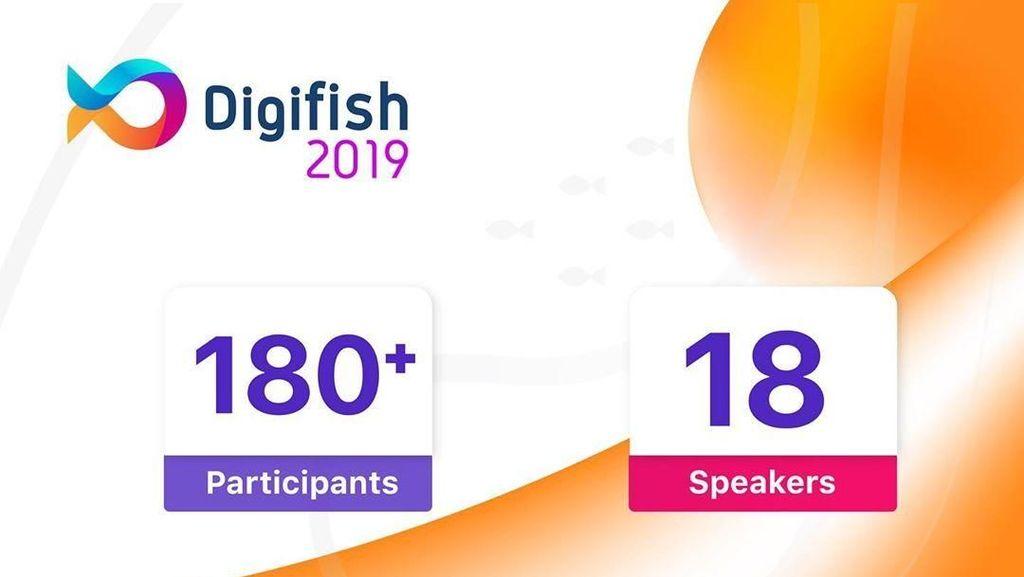 Digifish 2019 Digelar 3 Desember, Dukung Inovasi Digital Kelautan-Perikanan
