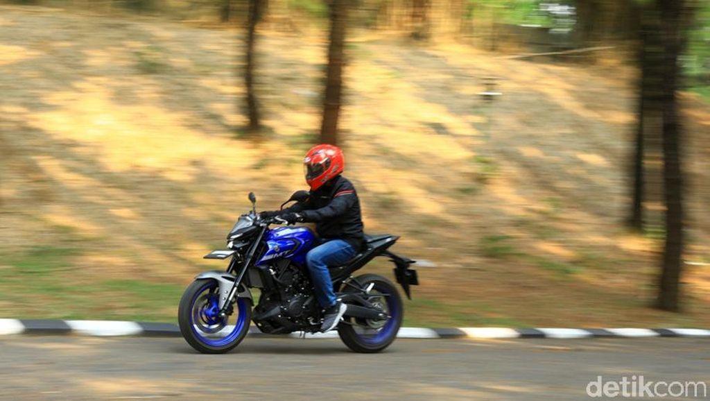Tes Ride Yamaha MT-25