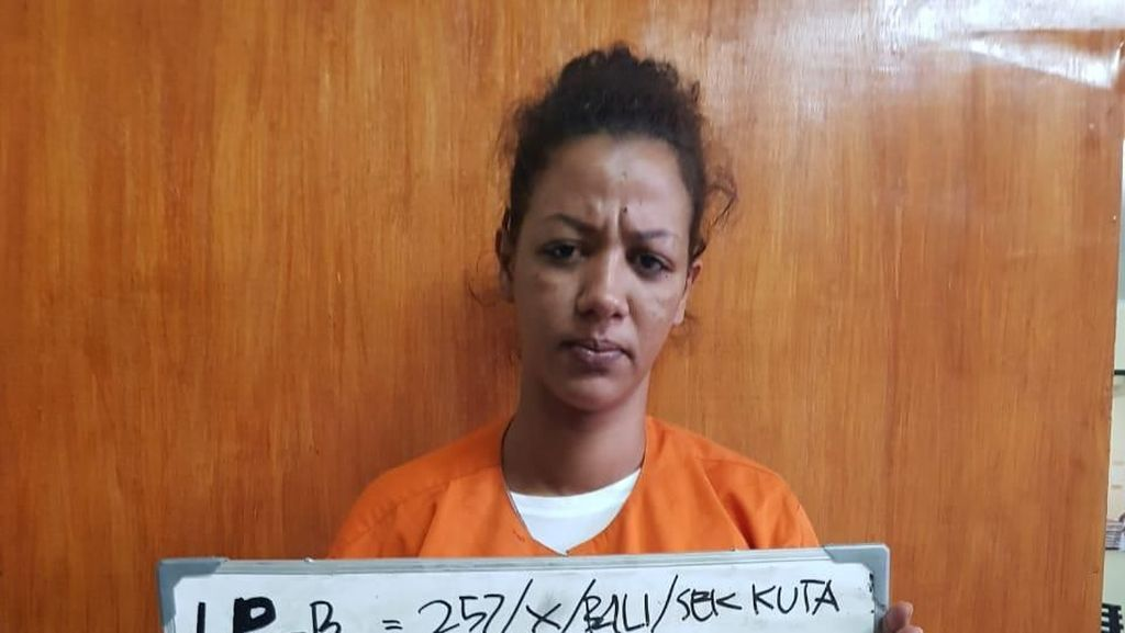 Bobol Kartu Kredit Turis Inggris di Bali, WN Mauritania Diciduk Polisi