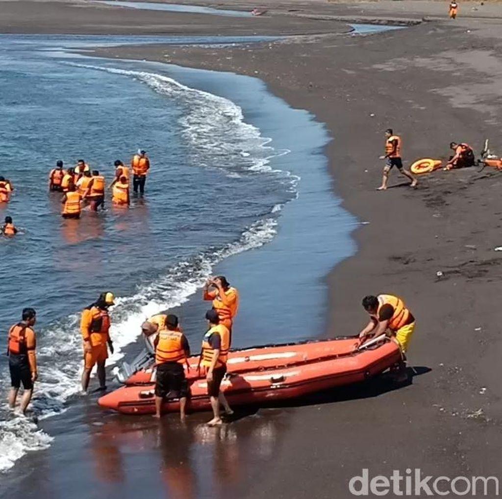 Simulasi Sea Survival dan SAR Digelar di Selat Bali