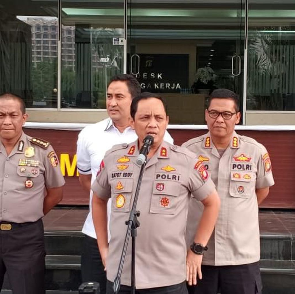 Kapolda Metro Sebut Pelaku Teror Air Keras di Jakbar Sudah 4 Kali Beraksi