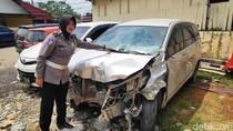 Pasangan Kekasih Tewas Ditabrak di Samarinda, Pengemudi Positif Narkoba