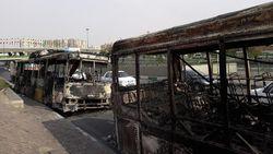 3 Personel Keamanan Iran Ditikam hingga Tewas oleh Perusuh