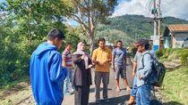 Jalan di Aceh Tengah yang Viral Hancur Digaruk Diperbaiki