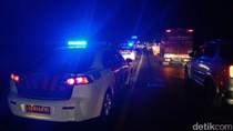 Video Anggota DPD Evi Kelewat Cantik Kecelakaan di Tol Cipularang