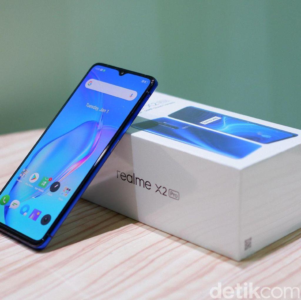 Realme X2 Pro, Si Gahar yang Siap Acak-acak Pasar Ponsel Indonesia