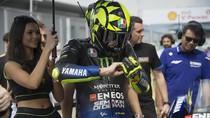 Rossi: Mesin Baru Yamaha Oke, tapi Masih Ketinggalan Jauh