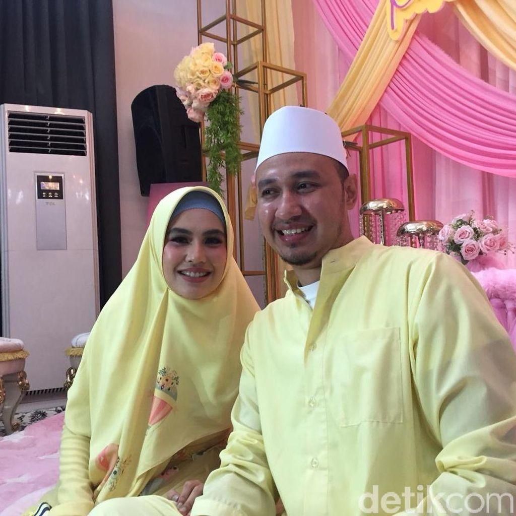 Urus Anak Berdua, Kartika Putri dan Habib Usman Sering Debat