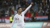 Giliran Ronaldo Mencuri Gol Rekannya?
