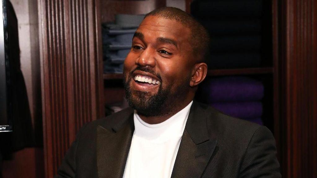 Ambisi Kanye West Jadi Oposisi Trump