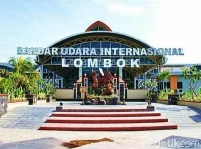 Perubahan Nama Bandara Lombok Tuai Pro-Kontra
