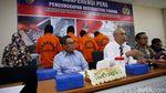 Para Pemasok Bahan Bom Ikan Dibekuk Polisi