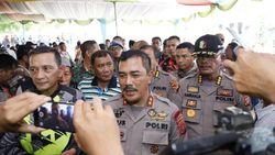 2 Terduga Teroris di Medan Menyerahkan Diri ke Polisi