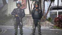 China Sempat Kerahkan Tentaranya di Jalanan Hong Kong, Ini Alasannya