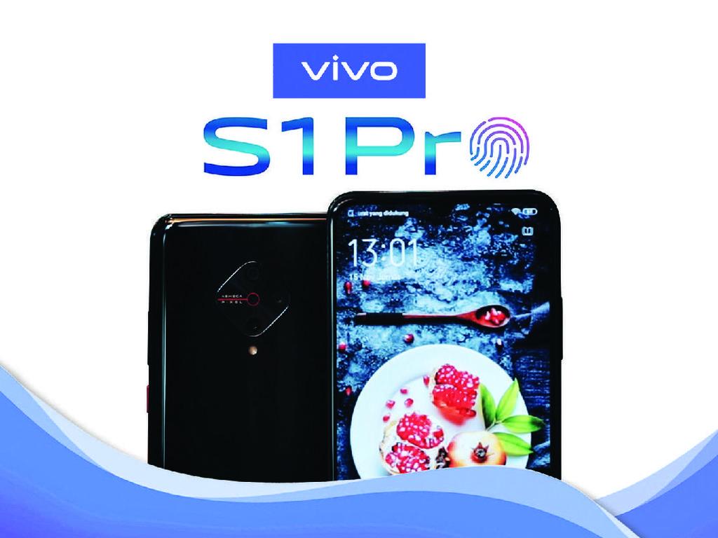 vivo s1 Pro Segera Lahir, Ini Bocoran Launchingnya di Indonesia