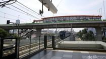 Video Anies Resmikan Pembangunan Sky Bridge MRT ASEAN - Halte CSW
