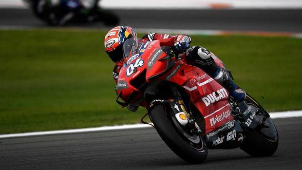 Andrea Dovizioso jadi rival utama Marc Marquez dalam beberapa tahun terakhir.