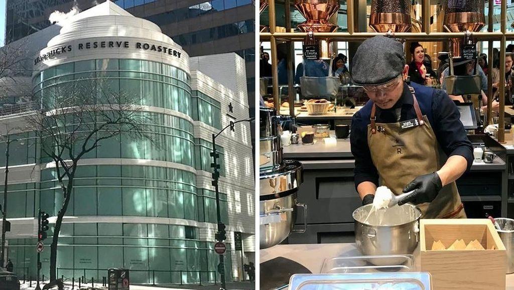 5 Fakta Gerai Starbucks Terbesar Dunia yang Terdiri dari 5 Lantai