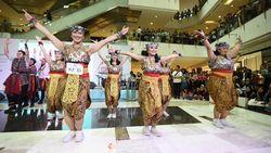Kemeriahan Indonesia Menari 2019 di 7 Kota