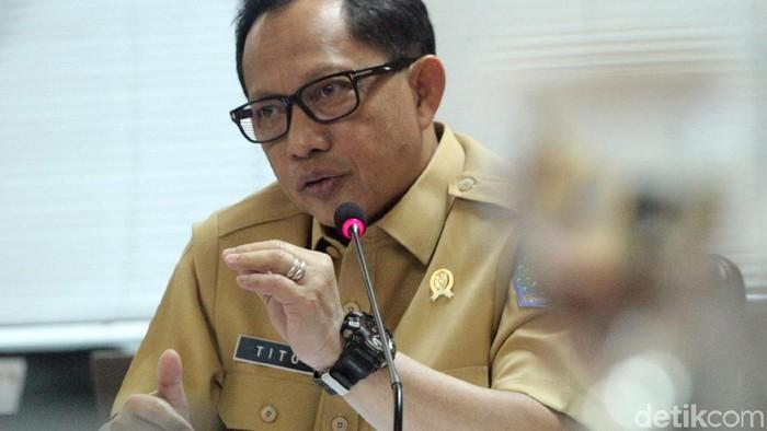 Mendagri Tito Karnavian (Foto: Lamhot Aritonang)