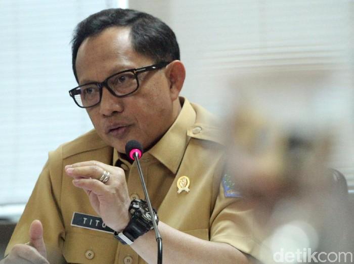 Tito Karnavian (Lamhot Aritonang/detikcom)