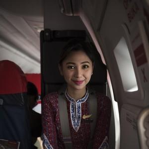 Cerita Pramugari Alih Profesi Jadi Pilot, Habiskan Biaya Rp 2,2 M