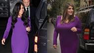 Wanita Bertubuh Plus-Size Ini Tiru Gaya Meghan Markle, Malah Dihujat