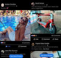 Facebook Jajal Fitur 'Pinjaman' dari Instagram