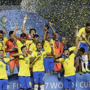 Brasil Juara Piala Dunia U-17 2019